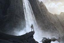 Imagenes de Oblivion
