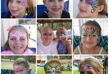 favorite face painting designs