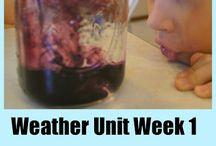 Weather unit grades 1&2