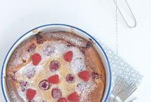 taarten en toeten