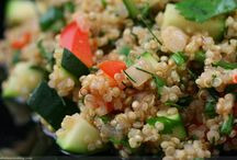 Sassy Sides / Healthy Stacey Hawkins Lean and Green side dishes that can make any main course sparkle.