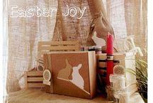 Easter Joy / #easter candles #easter gifts #greek easter