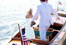Bateaux mariage