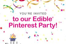 Edible® Pinterest Party / How would you plan a party with these arrangements? Repin and change the description describe the perfect party based around fresh fruit! / by Edible Arrangements