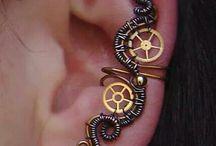 Earring Cuffs