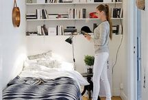 Dormitorio pequeño