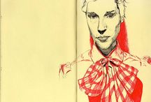 Sketchbooks / by Ludwig Haskins
