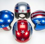 What's New At Davida / New helmets, goggles, leathers