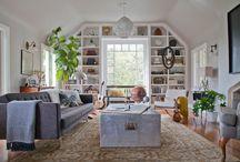 Interior designs / House interiors