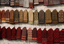 knit accessory