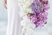 Kwiatowe Trendy Ślubne 2014 / Prezentujemy najnowsze #trendy w bukietach ślubnych 2014.