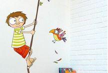 okul duvarı boyama projesi