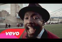 Will.I.Am & Black Eyed Peas
