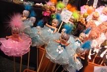 dolls on a stick Melb show