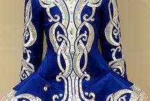 Irish Celtic Dress-Dance