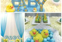 Ducky baby showers