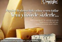 METİN ÇINGILOĞLU / Peynirin Adresi... Doğal ve eşsiz ürünleri Metin Çıngıloğlu mağazalarında bulmak mümkün.