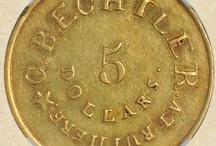 Pioneer, Fractional & Territorial Gold