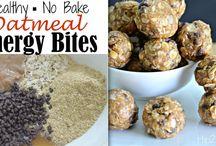 Healthy Snacks/Foods