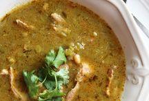 Recipes -- Mexican
