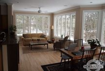 House Windows Design / The windows chosen for a home can make a design statement as well as let in natural light.