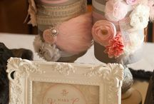 Baby shower ideas / by Sheena Foster