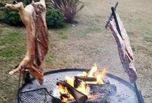 Parrillas-hornos