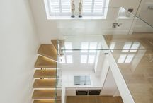 Staircases - Hogarth Architects