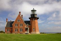Block Island Lighthouses / by Block Island Tourism