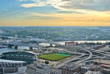 Things to do in Cincinatti / Things to check out when we go! / by Shawna Swaim