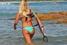 Surfer Girl Hair / Surfer Girl Hair looks and inspiration