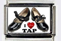 Tap Dancing / Tap dance is a form of dance characterized by using the sound of one's tap shoes hitting the floor as a percussive instrument. As such, it is also commonly considered to be a form of music. Two major variations on tap dance exist: rhythm (Jazz) tap and Broadway tap. Broadway tap focuses more on the dance. It is widely performed as a part of musical theater. Rhythm tap focuses more on musicality, and practitioners consider themselves to be a part of the Jazz tradition.  / by Joan Arc
