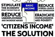 BIEN Basic Income Earth Network / Borgarløn
