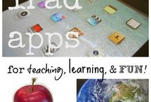 Apps, i-fun, and other tech stuff / by Jennifer Heywood