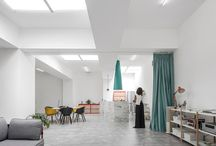 Inspirational Interiors / Composite Design / Interiors that inspire us (and where we would like to see our products :) .