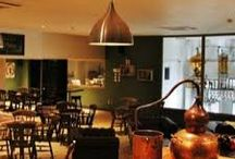 VENUE | City of London Gin Distillery / Tucked away, down an inconspicuous side street just off Fleet Street, the City of London Gin Distillery is the perfect location for a private event at one of the London's most distinctive hidden venues.