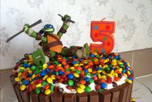 Teenage Mutant Ninja Party