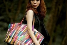 love-handmade-leather-bags / by sanescott Graymail