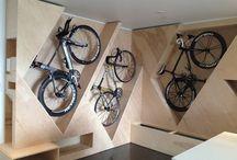 Bike Storage / by Erica Nagy