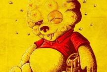 Pooh Bear / Things I think my Pooh Bear would like.   / by Summer Petty