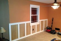 Remodel Project / Wainscoting