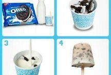 ijsjes maken