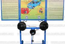 Trainer Sistem Rem ( Brake System ) / Trainer Sistem Rem ( Brake System )