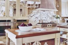 Cocinas vintage y modernas