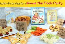 Kids : Party : Pooh Bear