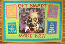 Classroom Displays / Displays for the classroom #teachers #education #bulletinboard / by Tracee Orman