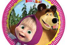 Masza i niedźwiedź