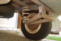 suspension swing arm
