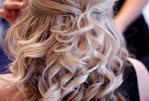 hair ups <3