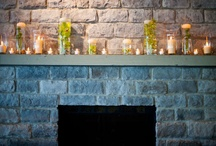 Candles / Instant mood lighting